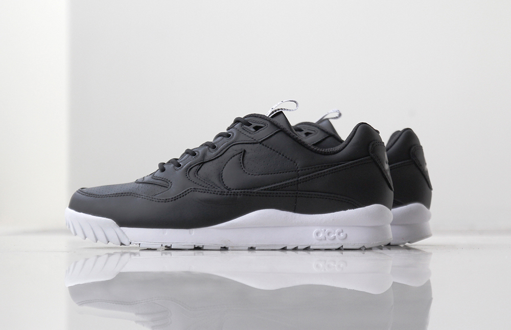 huge selection of 29895 7a35a Nike Air Wildwood ACG Premium Black White 1 ...