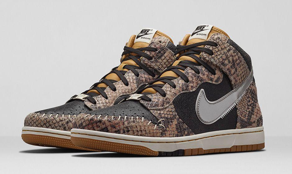 online store 94618 89630 Nike Dunk CMFT Premium Crocodile Print ...