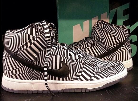 Nike Dunk Sb Northern Lights
