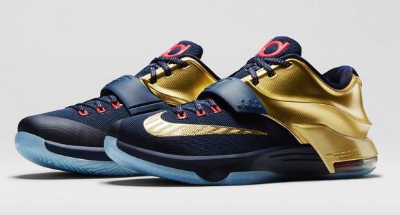 release date: ebfe4 6319b Nike KD 7 Premium - Official Look + Release Info - WearTesters