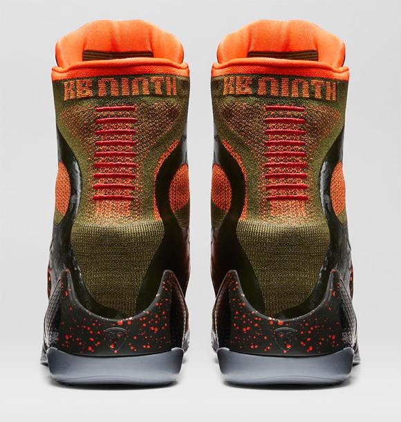 805fb338647b ... Nike Kobe 9 Elite Sequoia – Official Look + Release Info 4 best loved  73cd7 17360 ...