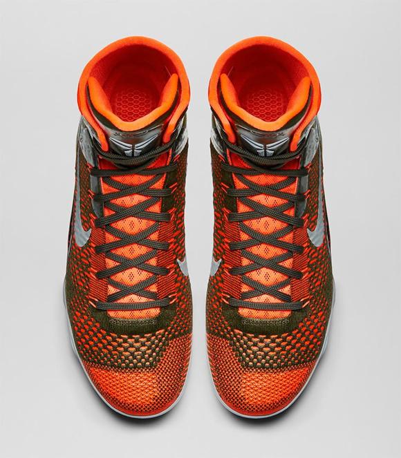 33d4f186c56 Nike Kobe 9 Elite  Sequoia  - Official Look + Release Info 5 ...