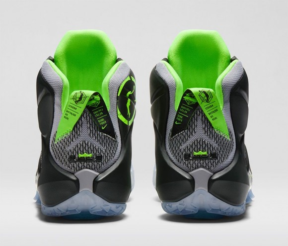054aec64291e Nike LeBron 12  Dunk Force  - Official Look + Release Info4 ...