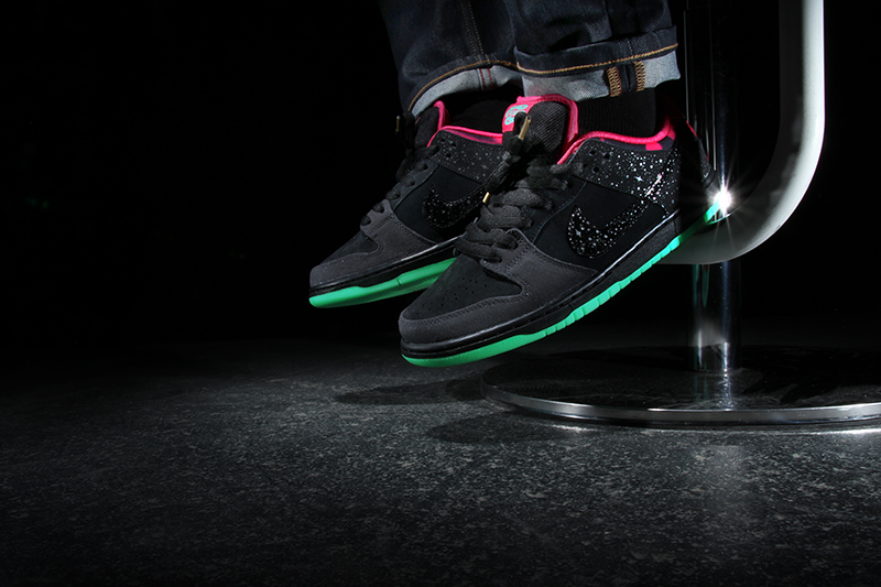 Nike Sb Low Northern Lights