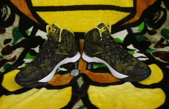 Under Armour Curry 1 - More Images 2