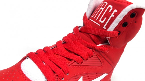 04110f88c12bd1 Nike Air Command Force Red  White  Black - WearTesters