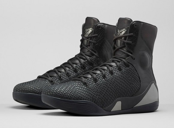 detailed look 4ec6d 05164 Nike Kobe 9 KRM EXT  Black Mamba  – Links Available Now - WearTesters