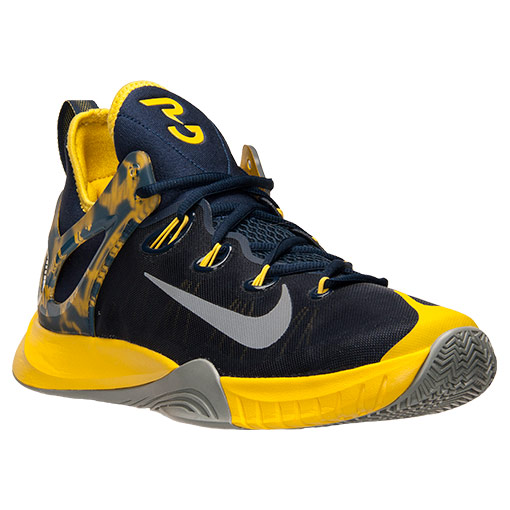 official photos c1439 8b45d Nike Zoom HyperRev 2015 Alternate Paul George PE - Available Now 1