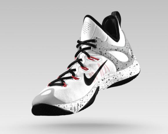 Real Nike Zoom HyperRev 2015 White Black