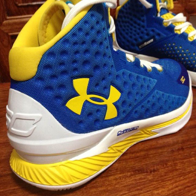 b7b9cea0c5b1 Under Armour Curry 1  Away  - Another Look - WearTesters