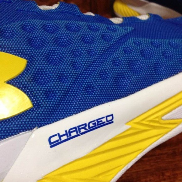 Under Armour Curry 1 'Away' - Another Look4