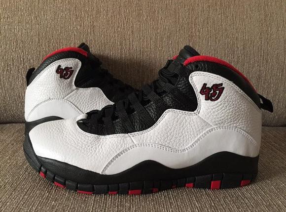 buy online 8a30d 44756 Air Jordan 10 Retro 'Double Nickle' - WearTesters