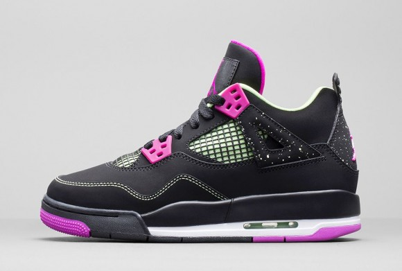 Air Jordan 4 Retro 'Fuchsia'1