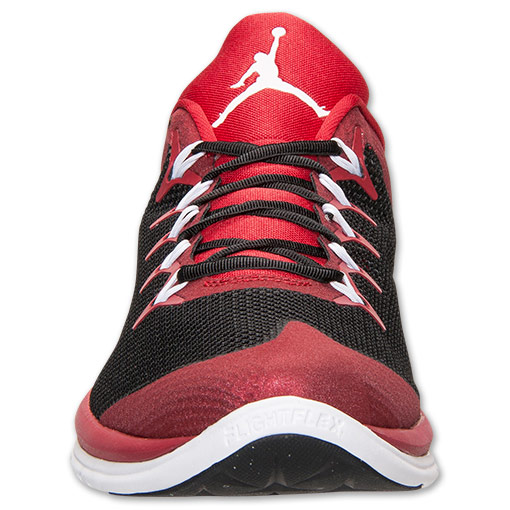Jordan Flight Runner 2 Black Gym Red 3 - WearTesters 4a5267490