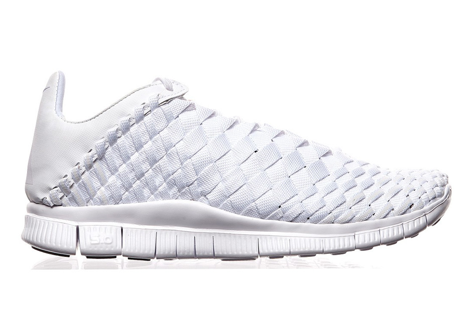 buy popular 0656d b067d Nike Free Inneva Woven Tech SP  Whiteout  - Available ...