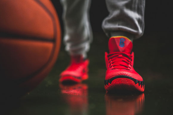 42a026a3360 Nike Kyrie 1  Deceptive Red  - Detailed Look - WearTesters