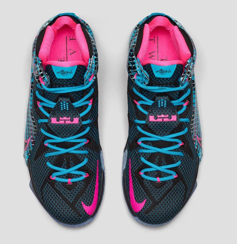 ... Nike LeBron 12 \u002723 Chromosomes\u0027 - Available Now3 ...