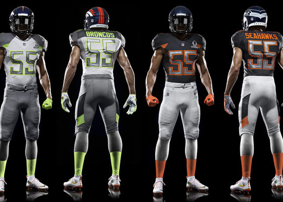 b1fad99966b Nike NFL Pro Bowl Uniforms Unveiled - WearTesters