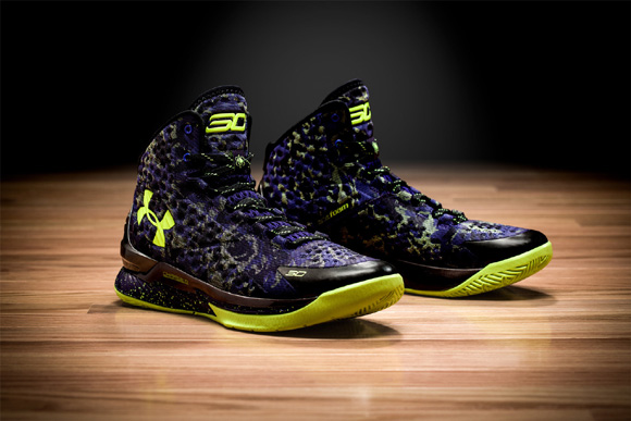 064eb43b0ff3 Under Armour Curry One  Dark Matter  for NBA All-Star - WearTesters
