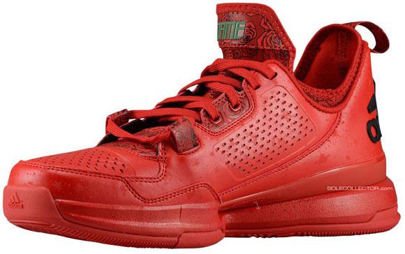01f254acd7fb adidas D Lillard 1  Rose City  2 - WearTesters