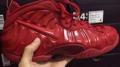 87539ed75f2 Possible Nike Foamposite Pro  Gym Red  Release Date