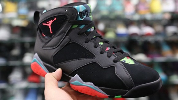 a30db9f849d577 Air Jordan 7 Retro  Marvin the Martian  - Another Look - WearTesters