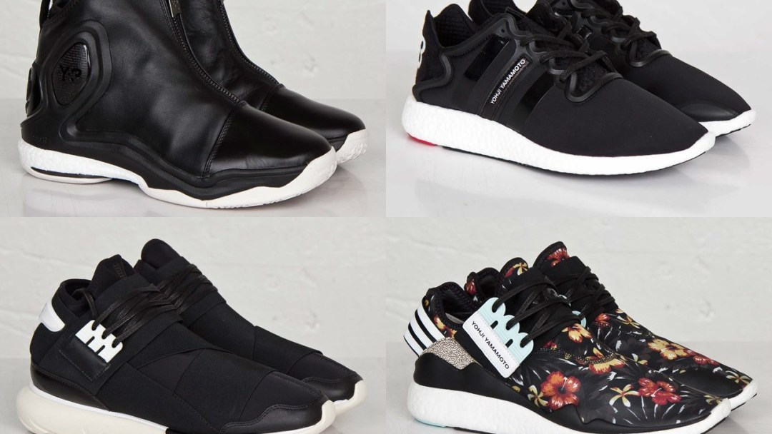 18f606131b6bb 2015 adidas Y-3 Collection - Available Now Below Retail - WearTesters