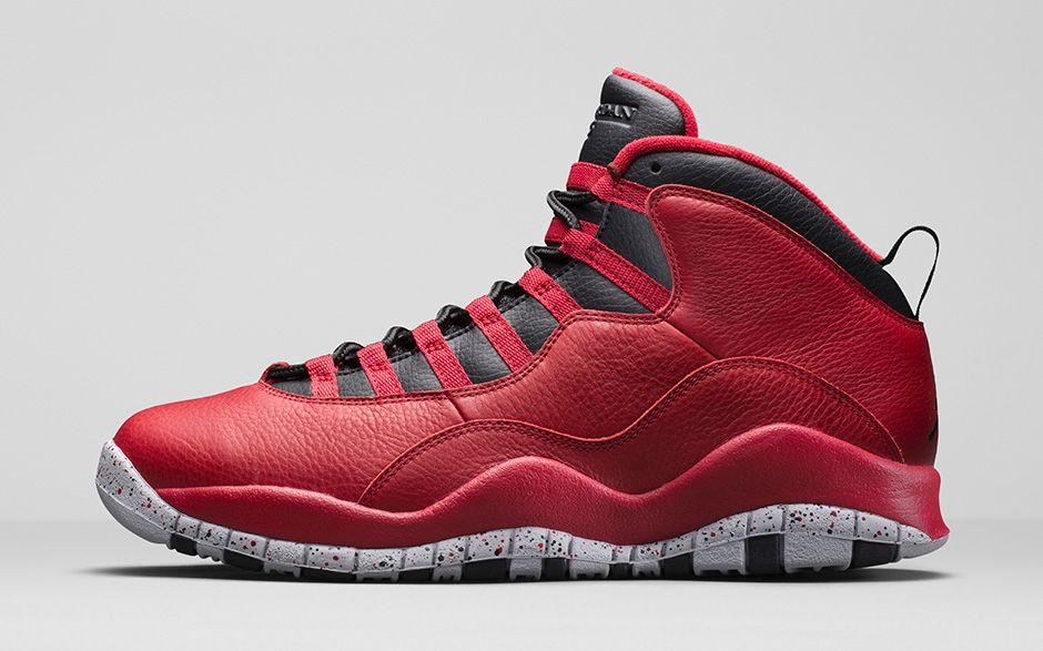 promo code cf2b9 dab10 ... Air Jordan 10  Bulls Over ...