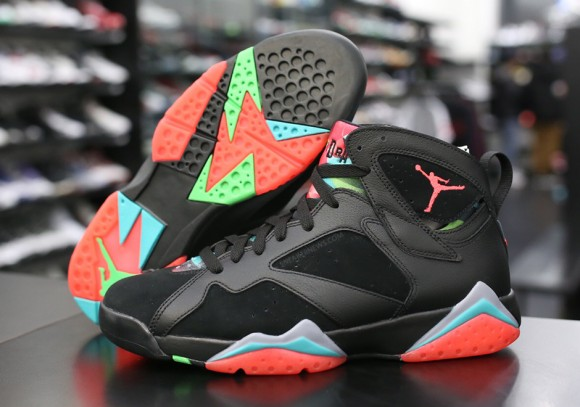 best loved efd2e d4fc5 Air Jordan 7 Retro  Marvin the Martian  - Available for Pre-Order