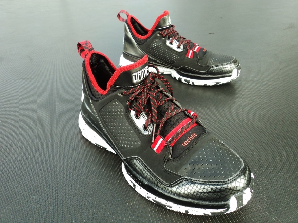 """6bf185b7668 adidas started our anticipation months ago with """"leaked"""" pics of the  D.Lillard 1"""