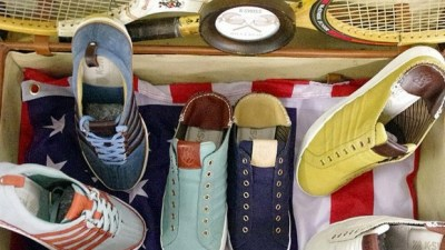 K-Swiss Billy Reid Upcoming Summer Collection