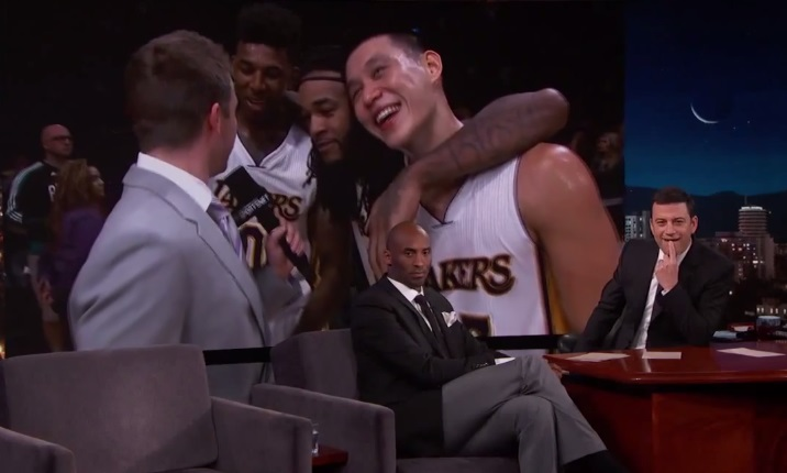 Kobe Bryant is Heated on Jimmy Kimmel Live - WearTesters bc1d7fe76