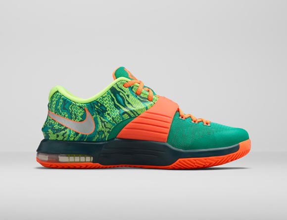 the best attitude 2a471 62ba3 ... Nike KD 7  Weatherman  Officially Unveiled + Release ...