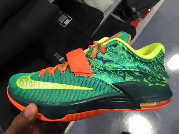 huge selection of 329ed 5453f Nike KD 7  Weatherman  ...