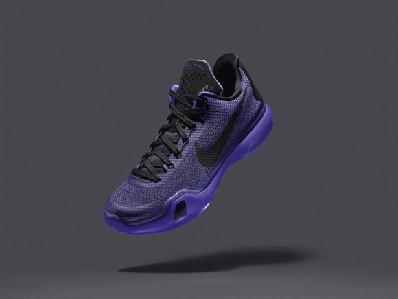 official photos 6ea48 e993c Nike Kobe X  Blackout  Officially Unveiled + Release ...
