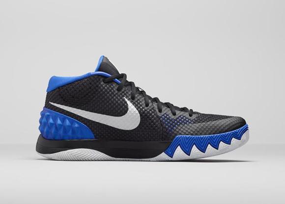 6c6b0fe500d6 Nike Kyrie 1  Brotherhood  Pays Homage to Duke 2 - WearTesters