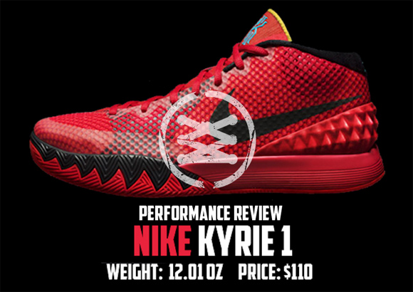 50097f6cba38 Nike Kyrie 1 Performance Review - WearTesters ...