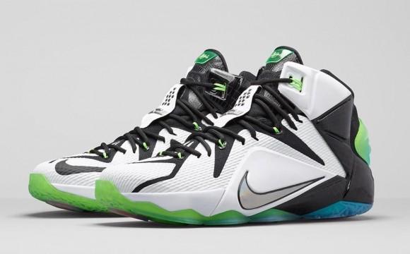 Nike LeBron 12 'All-Star: Zoom City'2