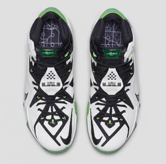 f956fb98dae Nike LeBron 12  All-Star  Zoom City 3 - WearTesters
