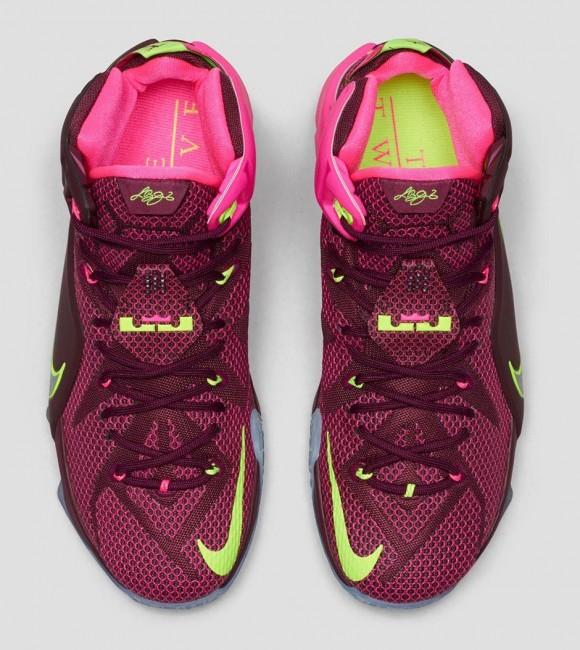Nike LeBron 12 'Double Helix' - Detailed Look + Release Info 3