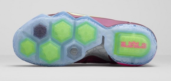Nike LeBron 12 'Double Helix' - Detailed Look + Release Info 6