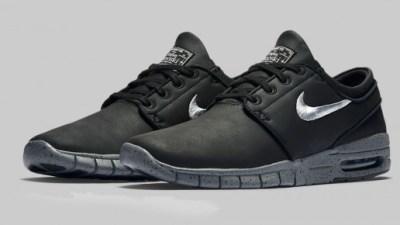buy popular 37d19 4b3e7 Nike SB Stefan Janoski Max L  NYC  – Release Information
