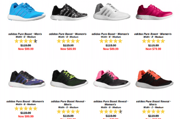 Adidas Pure Boost - On Sale Now - WearTesters 6133f9dbe
