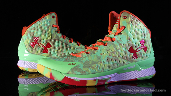 Under Armour Curry One 'Candy Reign' - Up Close & Personal 1
