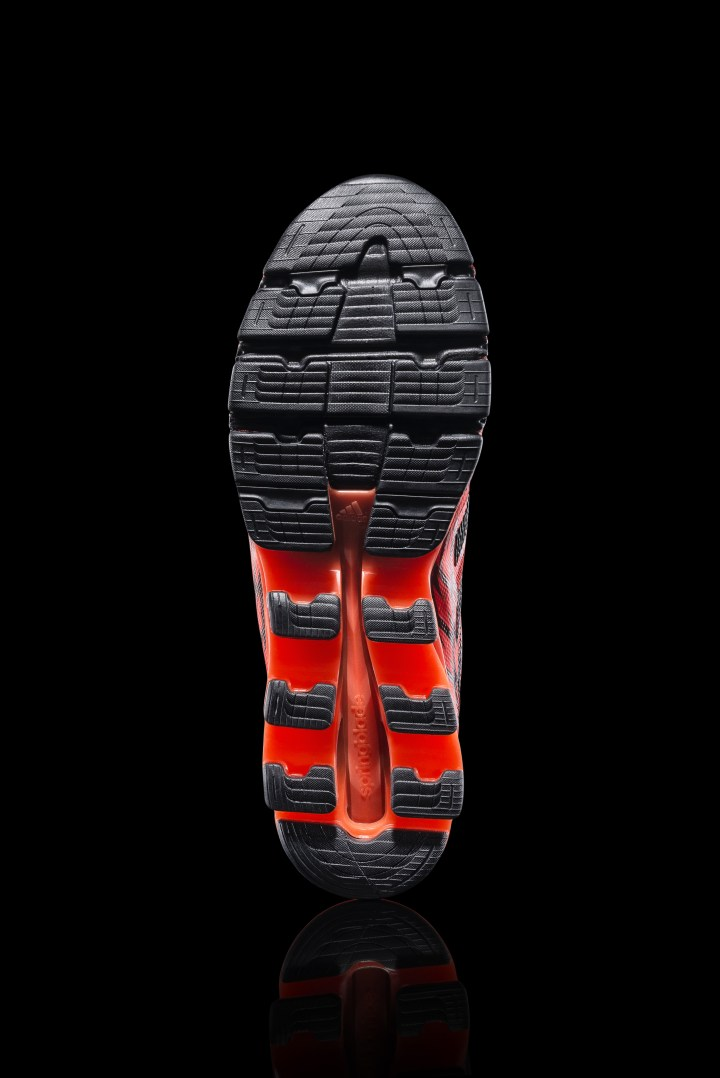adidas Officially Introduces Heel-Only Springblade Ignite 6 copy