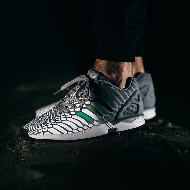 7c00b666f3d55 adidas ZX Flux  Grey Xeno Pack  - WearTesters