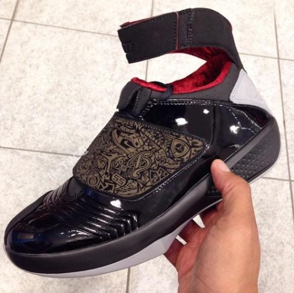 e7ec8056ce91 Air Jordan XX (20) Retro  Stealth  - Quick Look - WearTesters