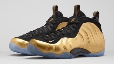 b4ee8a390ed Nike Postpones Release of Metallic Gold Foamposite One