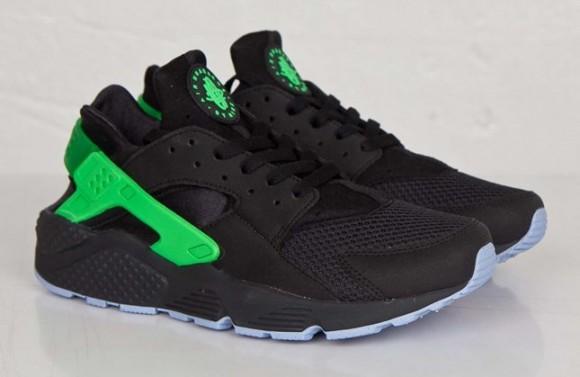 wholesale dealer bc864 9a4d3 Nike Air Huarache Run FB  Poison Green  ...