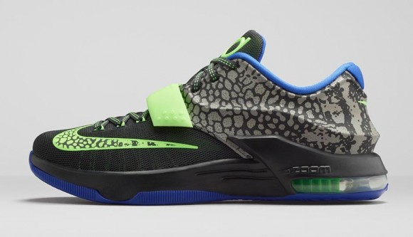 923d2de50caf Nike KD 7  Electric Eel  - Official Look + Release Info - WearTesters